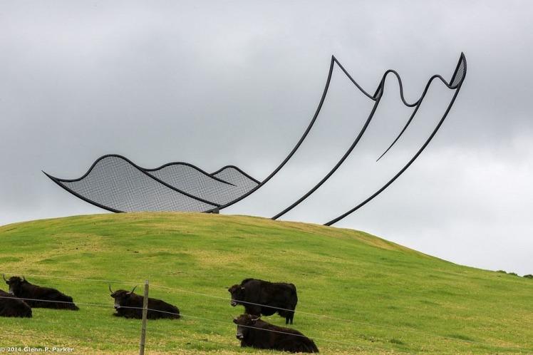 Gibbs Farm, New Zealand