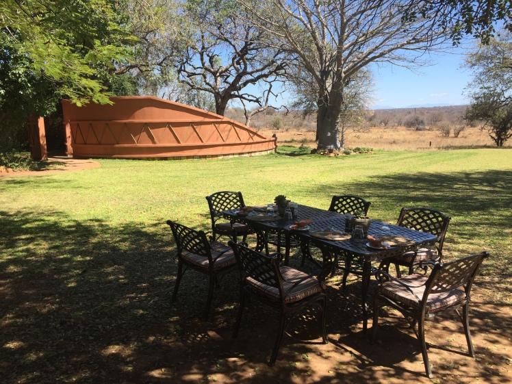 Mohlabetsi 4* Safari lodge, in Balule Reserve
