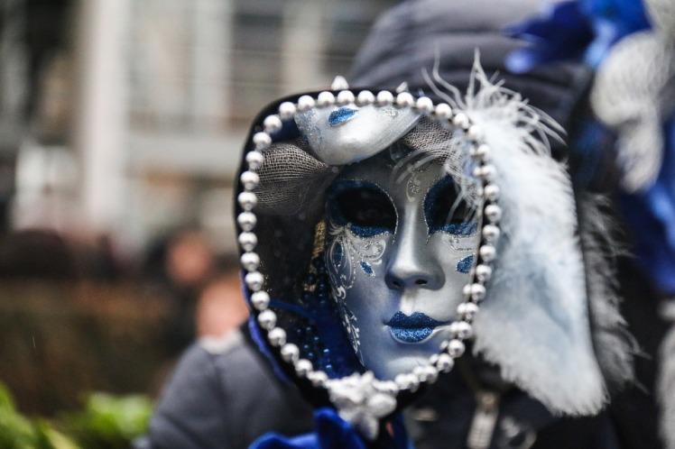 Carnival Bruges Disguise Costume Mask Festival