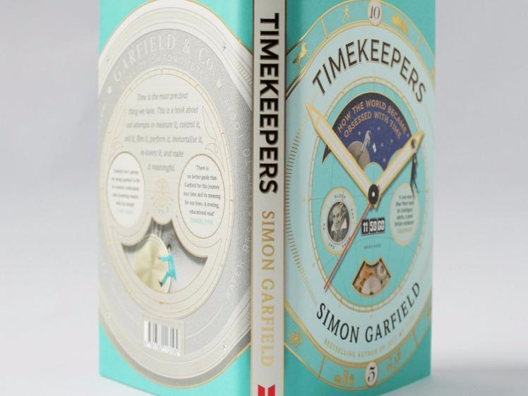 timekeepers simon garfield